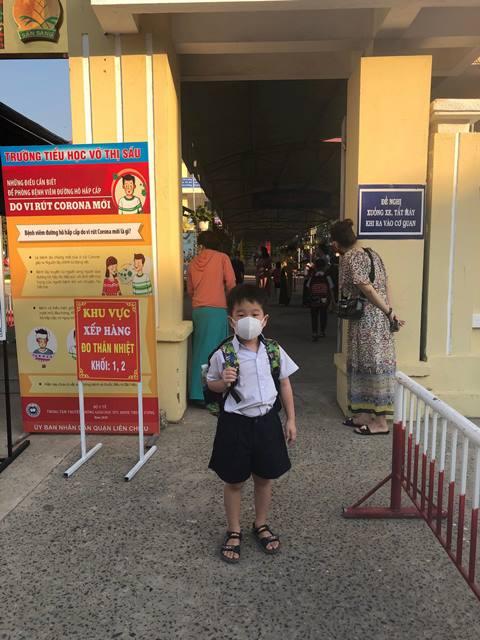 Tối 3/5, Sở GD-ĐT TP. Đà Nẵng có công văn về việc cho trẻ mầm non, học sinh, học viên, sinh viên nghỉ học từ ngày 4/5 để phòng, chống dịch COVID-19.