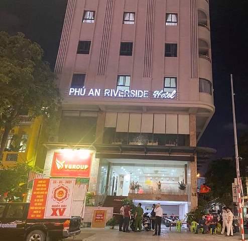 Khách sạn Phú An, 48 Đường 2 Tháng 9, Bình Hiên, Hải Châu: Từ 29/4-1/5