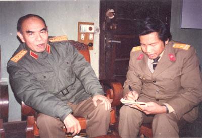 """Thượng Tướng Hoàng Minh Thảo: """"Mưu cao nhất là mưu lừa kẻ địch. Kế hay nhất là kế điều địch...""""."""