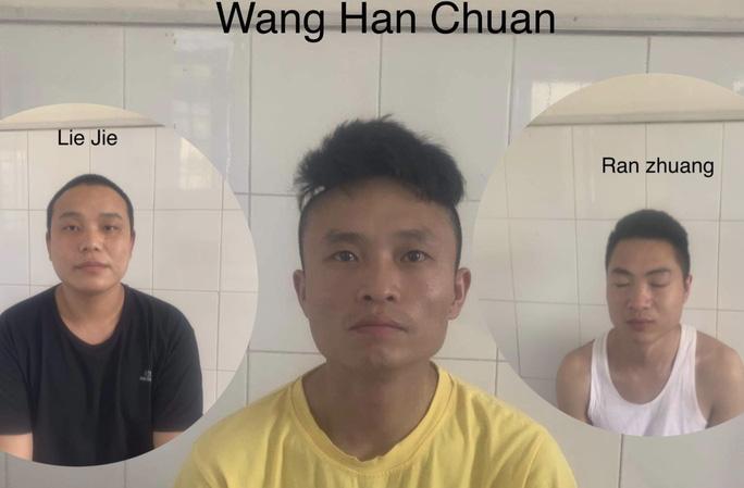 3 đối tượng người Trung Quốc nhập cảnh trái phép, bị cách ly đang bỏ trốn