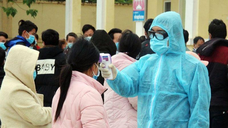 Lào Cai tiếp tục đẩy mạnh truy vết, cách ly các trường hợp nghi mắc Covid-19 (Ảnh: KT)
