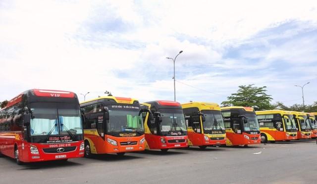 Các phương tiện có hành trình đi qua TP. Đà Nẵng không được dừng, đỗ để đón, trả khách sai quy định
