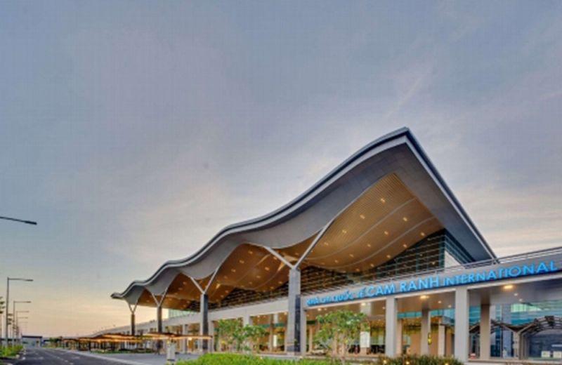 Hình ảnh tư liệu: Nhà ga với thiết kế mái vòm hình tổ chim yến