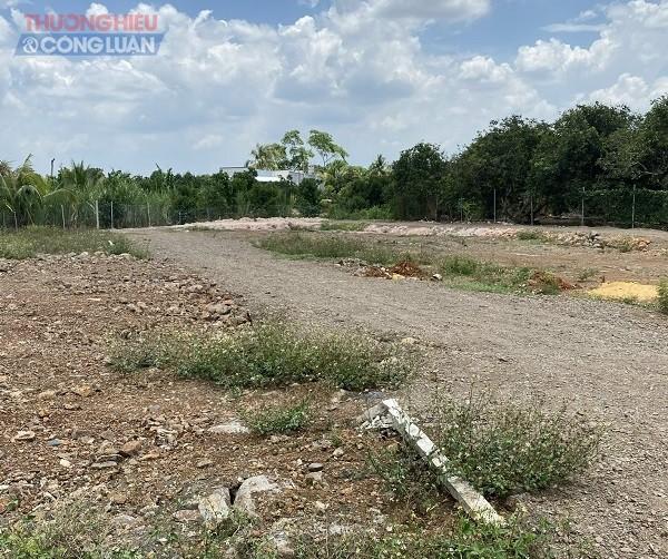 Các lô đất mà Công ty TNHH Bất động sản Ngô Gia Group đang quảng cáo, rao bán