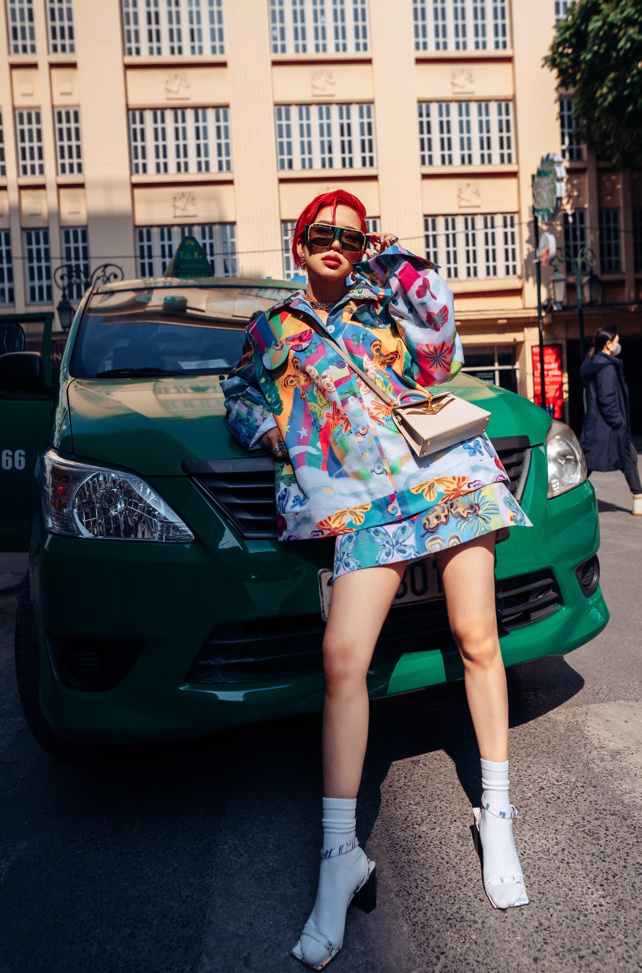 NTK cùng đội ngũ đang triển khai kế hoạch để đưa tên tuổi của brand thời trang Việt Nam ra đấu trường thời trang quốc tế