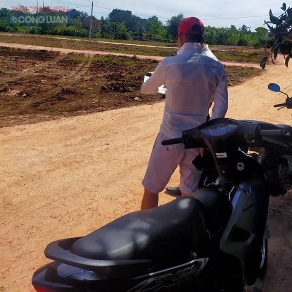 một người xưng là nhân viên của Công ty TNHH Bất động sản Ngô Gia Group (Ngô Gia Group), giới thiệu đến thửa đất có địa chỉ tại ấp Nhân Hòa, xã Tây hòa, huyện Trảng Bom.