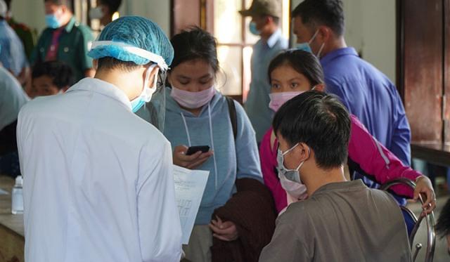 Kiểm tra y tế nghiêm ngặt