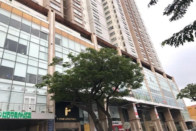 Phong tỏa Chung cư F-Home, nơi có 700 người sinh sống.