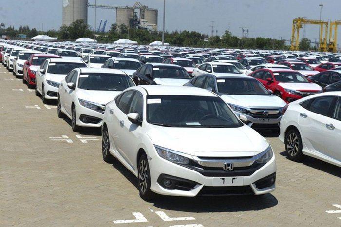 Việt Nam nhập khẩu 50.161 ô tô nguyên chiếc trong 4 tháng đầu năm 2021