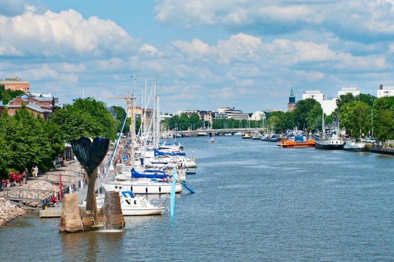 1. Cố đô Turku - thành phố cổ kính nhưng hết sức lãng mạn của Phần Lan