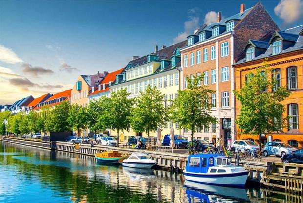 """Đan Mạch - một trong 2 quốc gia """"xanh nhất"""" thế giới"""
