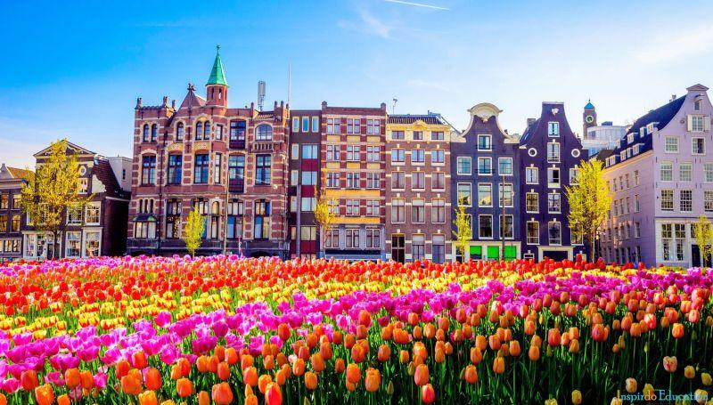Hà Lan – xứ sở hoa tulip