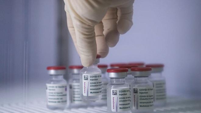 Lô vaccine AstraZeneca