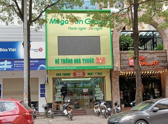 Công ty Cổ phần AZ CARE Việt Nam có địa chỉ tại Số 113, phố Trung Hòa (Cầu Giấy)