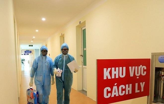 Tính từ 12h đến 18h ngày 17/5 Việt Nam ghị nhận thêm 117 ca mắc Covid-19 mới. Ảnh: Minh họa