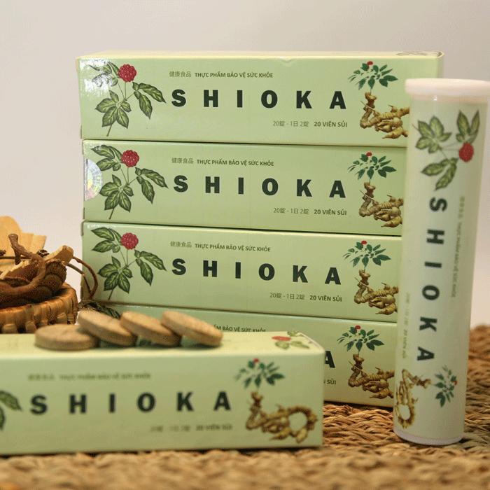 Cục An toàn thực phẩm cảnh báo người tiêu dùng chưa mua, chưa sử dụng sản phẩm Shioka