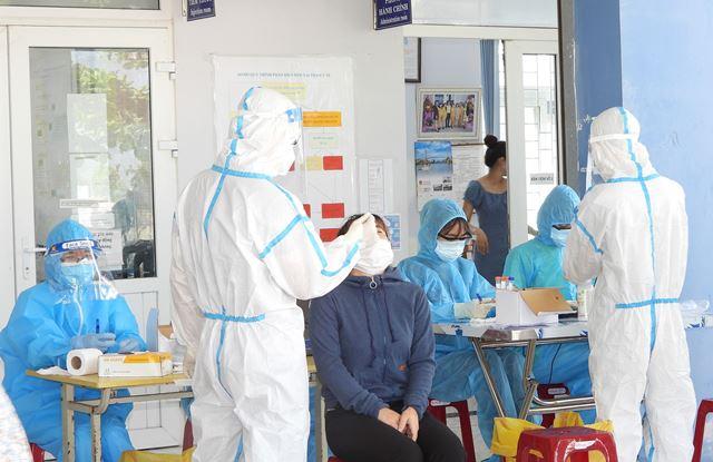 TP.Đà Nẵng sẽ xét nghiệm Covid-19 cho hơn 52.000 lao động các khu công nghiệp