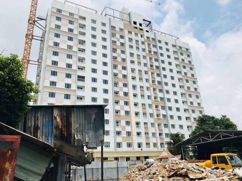 Người mua nhà ở xã hội tại dự án Tân Bình Apartment ngóng chờ ngày nhận nhà
