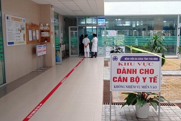 Bệnh nhân ở Thái Bình tái dương tính với nCoV