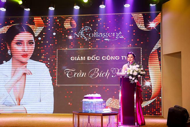 Sản phẩm N-Collagen là thương hiệu mỹ phẩm do bà Trần Thị Bích Ngân (Sinh năm 1995, quê Cà Mau) sáng lập