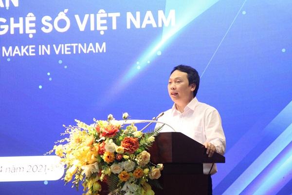 Thứ Trưởng Bộ Thông tin và Truyền thông - Nguyễn Huy Dũng