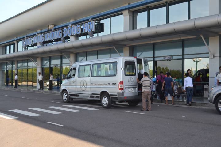 Quảng Bình thành lập chốt kiểm soát tại Cảng hàng không TP. Đồng Hới