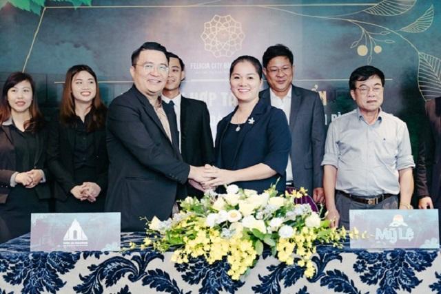 Công ty TNHH Mỹ Lệ và Tập đoàn BĐS Thiên An Holdings