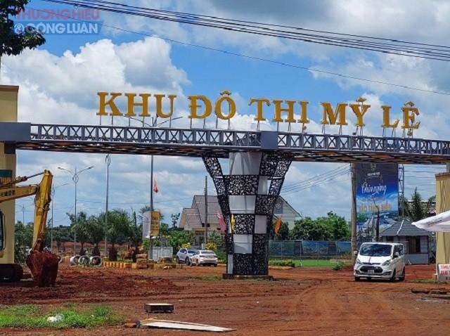 Siêu dự án Felicia City 120ha tại Bình Phước đang được mở bán rầm rộ