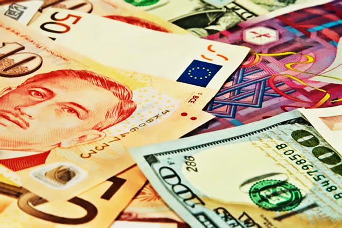 Đồng USD tiếp tục giảm, euro tăng