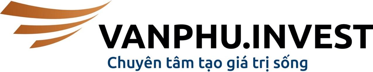 Nhận diện thương hiệu mới của Văn Phú invest