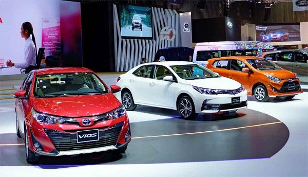 Toyota tại Việt Nam giảm 20 - 30 triệu đồng so với giá niêm yết cho tất cả các phiên bản của Vios