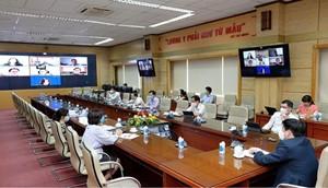 Bộ trưởng Bộ Y tế Nguyễn Thanh Long làm việc với Johnson & Johnson trao đổi về vấn đề nhập khẩu, cung ứng vaccine phòng COVID-19 tại Việt Nam