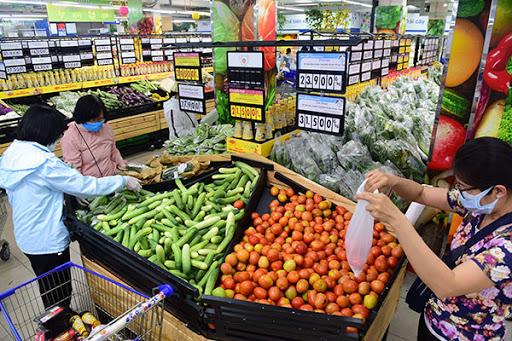Hệ thống siêu thị Saigon Co.op giảm giá 10.000 sản phẩm