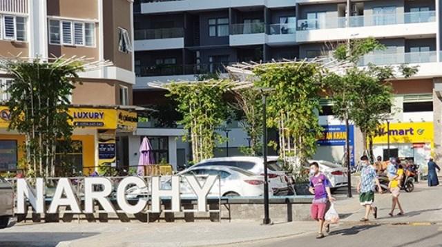 Quận Sơn Trà sẽ rà soát, xử lý các trường hợp vi phạm lưu trú không đúng quy định tại chung cư Monarchy - Block B.