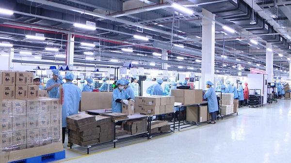Chỉ số sản xuất toàn ngành công nghiệp (IIP) tháng 5/2021 ước tính tăng 1,6% so với tháng trước và tăng 11,6% so với cùng kỳ năm trước