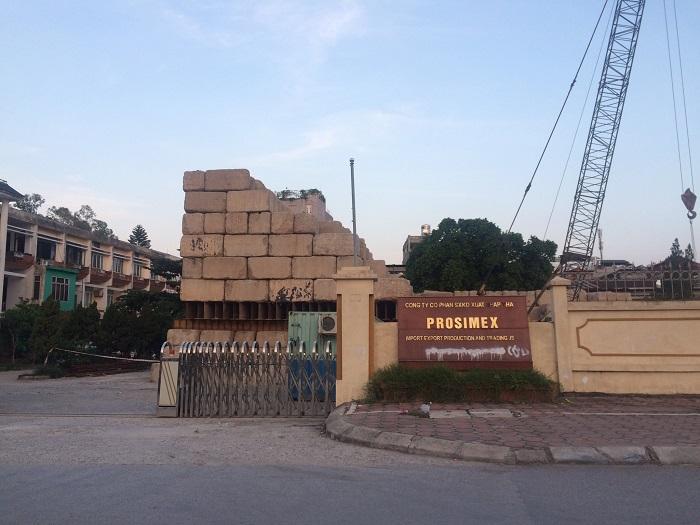 Công ty Cổ phần sản xuất kinh doanh xuất nhập khẩu Prosimex nợ thuế trên 62 tỷ đồng