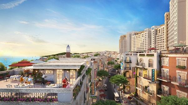 Sun Grand City Hillside Residence đáp ứng đa dạng chức năng từ sống, nghỉ dưỡng tới làm việc, đầu tư kinh doanh