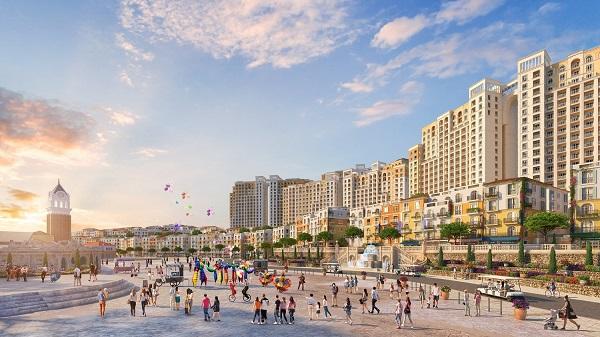 Sun Grand City Hillside Residence sẽ mang tới diện mạo mới cho Nam Phú Quốc