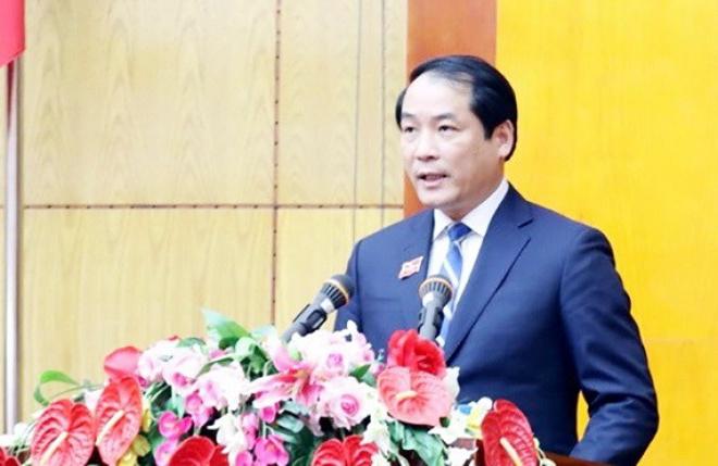 Phó chủ tịch UBND tỉnh Lạng Sơn, Dương Xuân Huyên