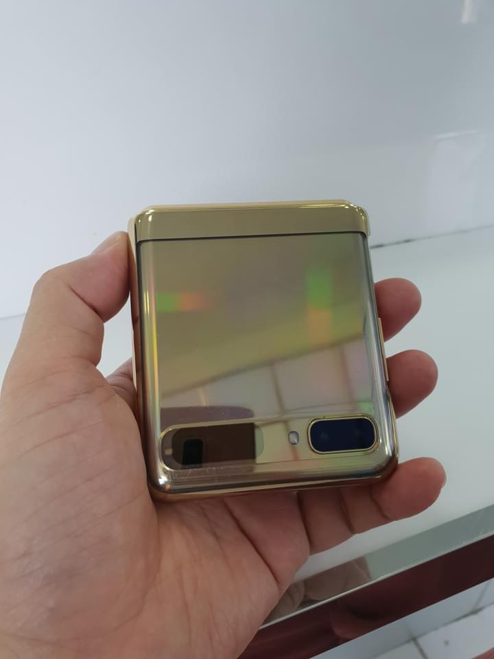 Sản phẩm Samsung Galaxy Z Flip khiến anh K. thất vọng về chất lượng