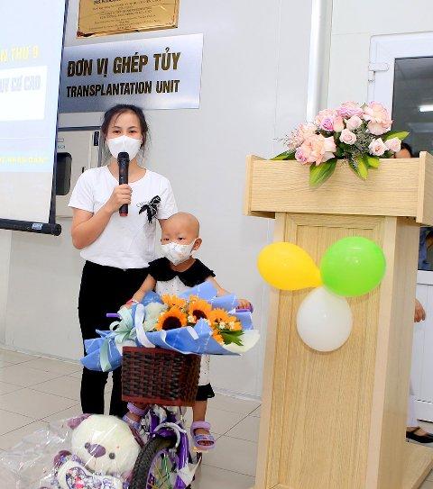 Mẹ cháu bé: BVTW Huế đã sinh ra con tôi lần thứ 2