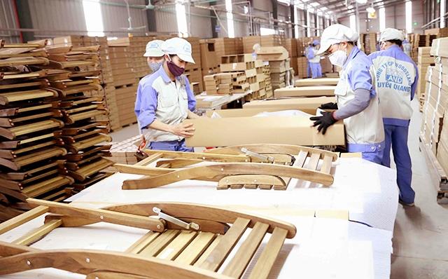 Các doanh nghiệp ngành gỗ Việt Nam vẫn giữ được sự chủ động trong bối cảnh dịch bệnh