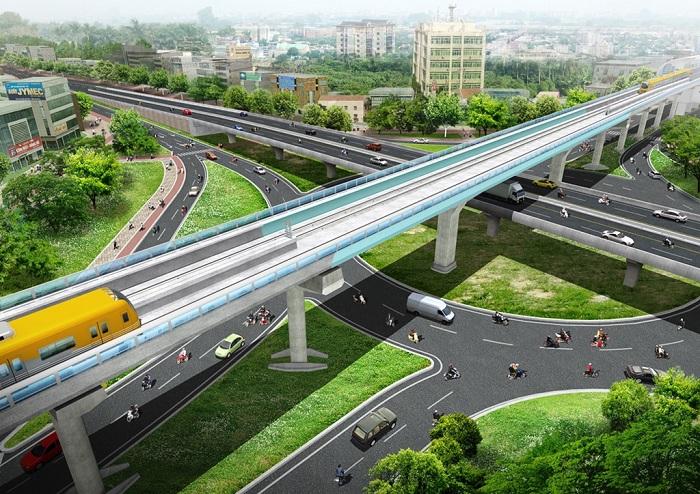 Hệ thống giao thông được quy hoạch đồng bộ