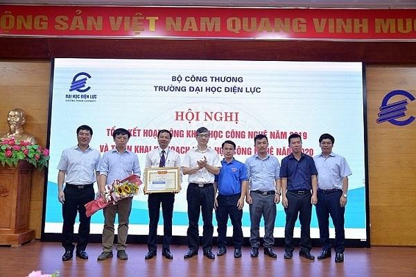 Lễ ký kết hợp tác giữa Trường Đại học Điện lực với Tập đoàn Công nghệ Bkav