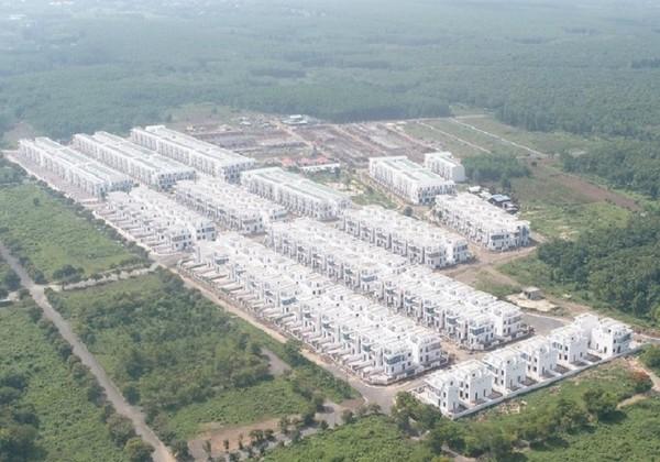 Thanh tra toàn diện dự án gần 500 căn biệt thự, nhà liền kề không phép của Công ty CP đầu tư LDG.