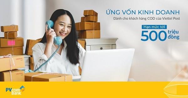 Giải pháp ứng vốn kinh doanh dành riêng cho khách hàng COD của Viettel Post