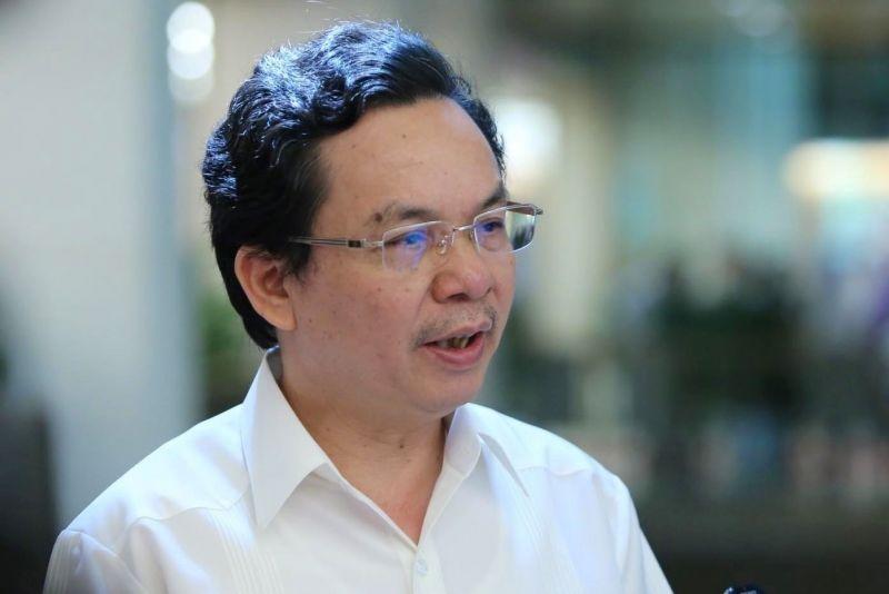 Đại biểu Quốc hội TP. Hà Nội, GS. Hoàng Văn Cường
