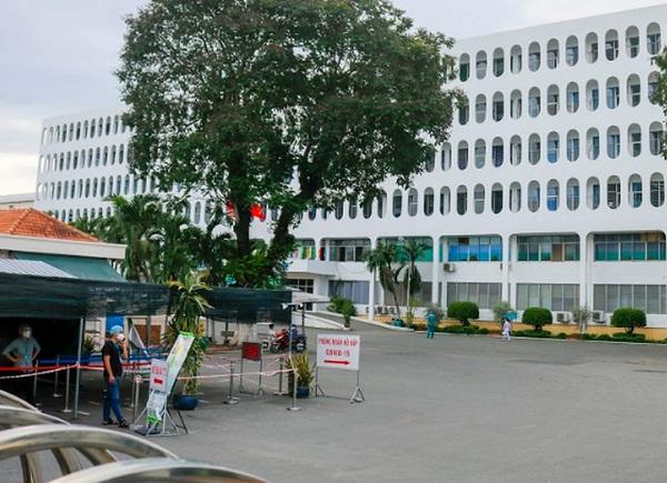 Tạm thời phong tỏa Bệnh viện nhiệt đới TP.HCM
