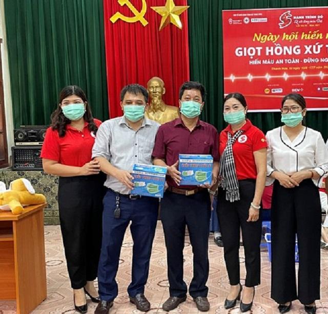 """Tỉnh Thanh Hóa khởi động chương trình """"Hành trình đỏ - Kết nối dòng máu Việt"""