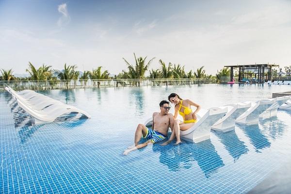 Khu nghỉ dưỡng Premier Village Ha Long Resort bên Vịnh Hạ Long